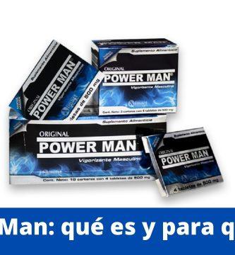 power man para que sirve